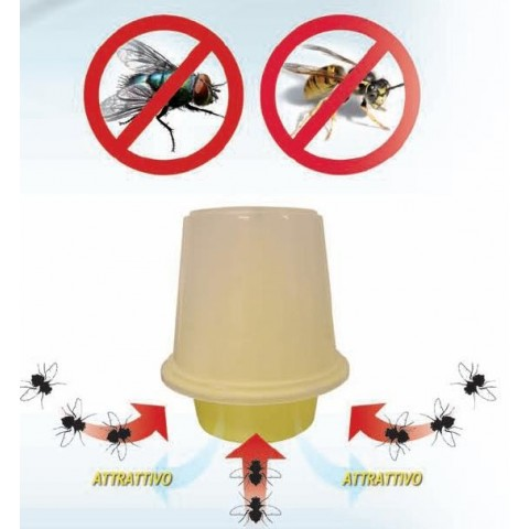 MAB - FT Fly trap mosche vespe