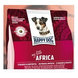 HAPPY DOG - Africa kg 4