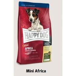 HAPPY DOG - Mini Africa kg 4