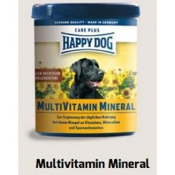 HAPPY DOG - Multivitamin Mineral kg 1