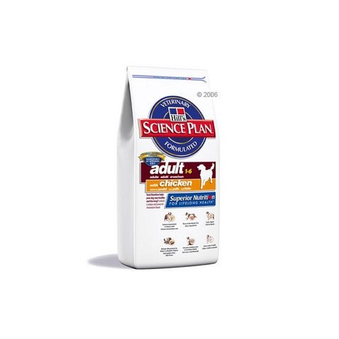 HILL'S PET NUTRITION - Hill's Mantenimento kg 12 tg.media