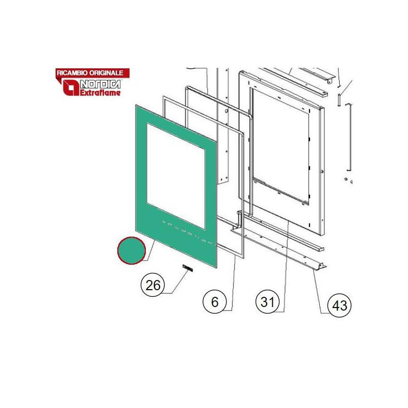 Cassetta Medicinale 32x23x9 tipo C (MAX 2 dip.)