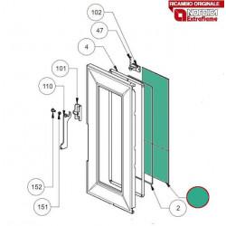 BESTWAY - P6118 O-Ring Filtro cartuccia 1250 lt