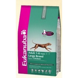 EUKANUBA - Adult Large Breed kg 12