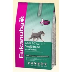 EUKANUBA - Adult Small Breed Kg 1