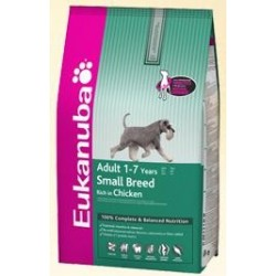 EUKANUBA - Adult Small Breed Kg 7,5