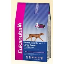 EUKANUBA - Mature/Senior Large Breed kg 3