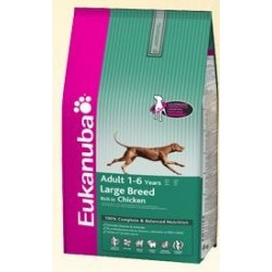EUKANUBA - Adult Large Breed kg 3