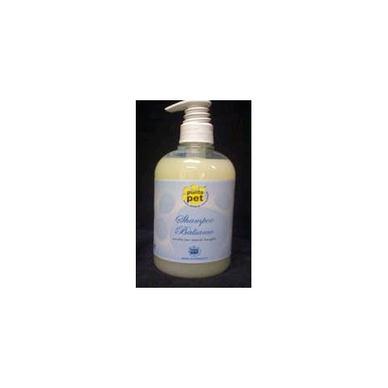 PUNTO PET - Shampoo + Balsamo ml 500