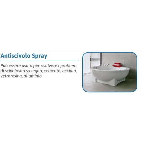 Nanotecnologia ANTISCIVOLO spray