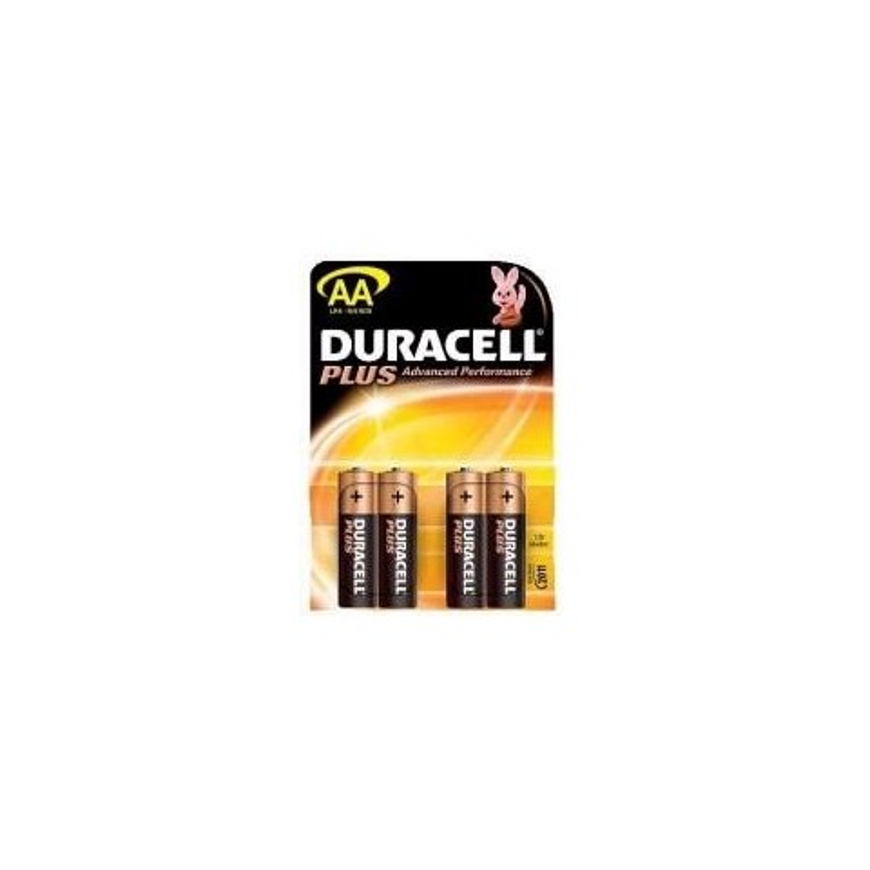 DURACELL - Batteria PLUS MN 1500 AA