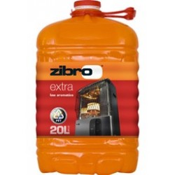 ZIBRO KAMIN - Petrolio Zibro Extra LT.20