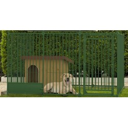 FERPLAST - Recinto per cani DOG PEN 3x2