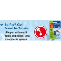 BAYER - Solfac Gel Tubetto 4 gr.