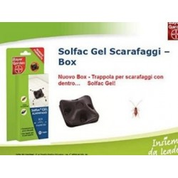 BAYER - Solfac gel trap scarafaggi