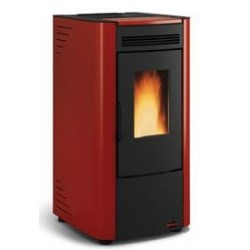 EXTRAFLAME - Stufa a pellet KETTY BORDEAUX 7 KW
