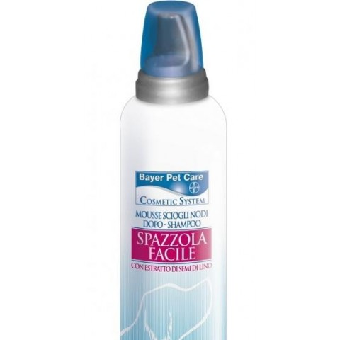 BAYER - Mousse Spazzola Facile 150 ml