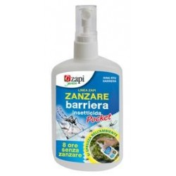 ZAPI - Ring RTU Zanzare Barriera Pocket 150 ml