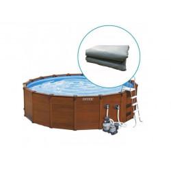 LECHLER-STOPPANI - Stopholzlasur NOCE SCURO 750 ml 67114