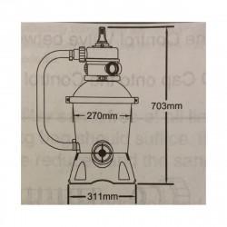 LECHLER-STOPPANI - Stopholzlasur CASTAGNO 750 ml 67118