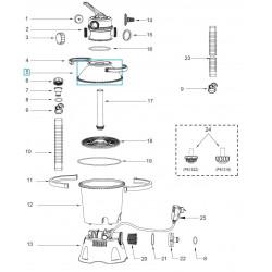 LECHLER-STOPPANI - Stopholzlasur CASTAGNO 2,5 LT 67118