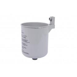SILMEC - Cassetta postale rame 30x22 tetto apribile