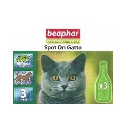 BEAPHAR - Spot on Gatto 3 pipette