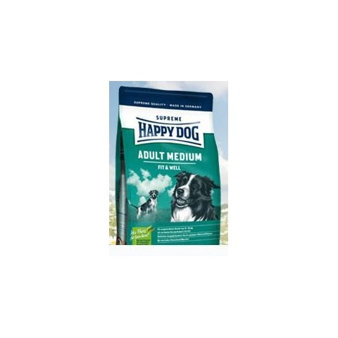 HAPPY DOG - Adult Medium kg 12,5