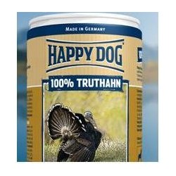 HAPPY DOG - TACCHINO 400 gr. lattina