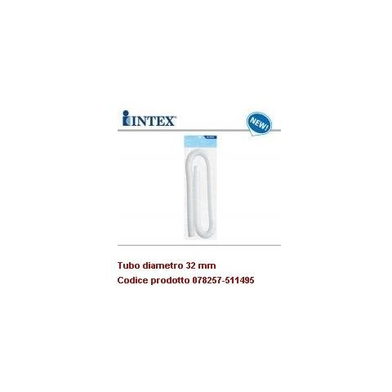 INTEX - 29059 tubo mt 1,5 mm 32