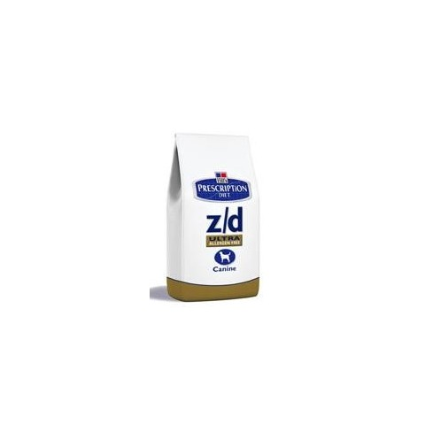 HILL'S PET NUTRITION - Hill's Prescription Diet Z-D kg 10 ULTRA Allergen-Free