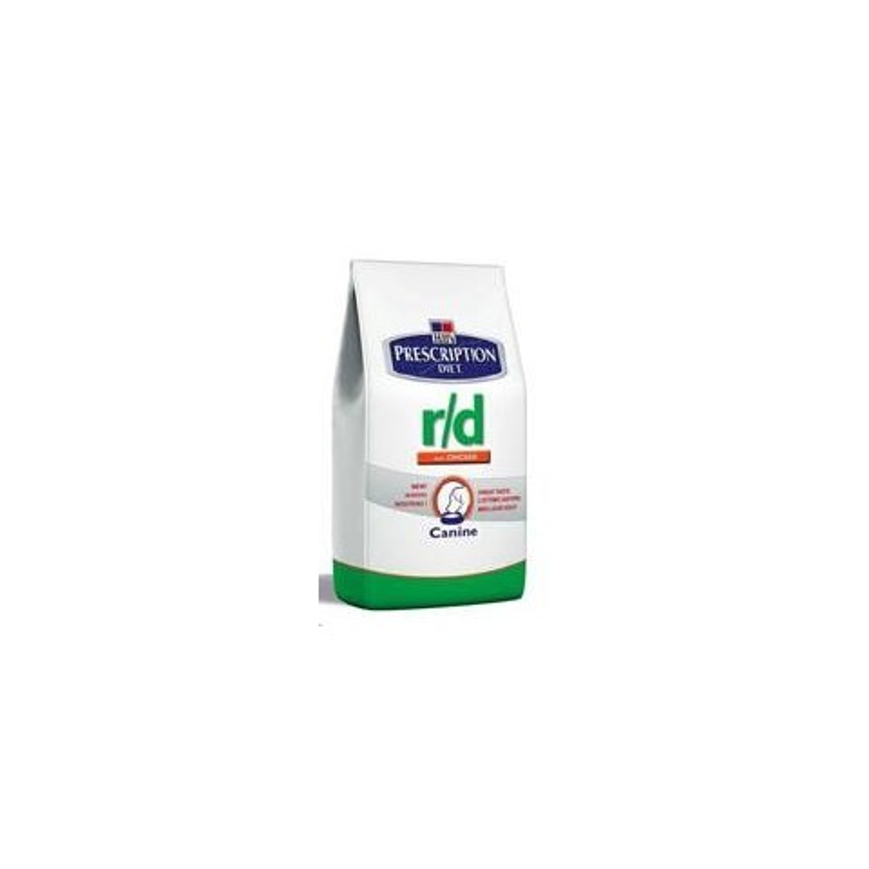 HILL'S PET NUTRITION - Hill's Prescription Diet™ Canine r/d™ with Chicken kg 12