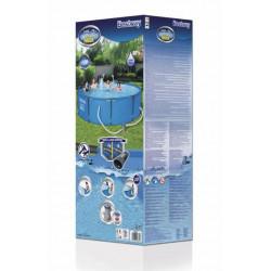 SIROFLEX - Raccordo rapido con valvola e stringitubo 20 mm