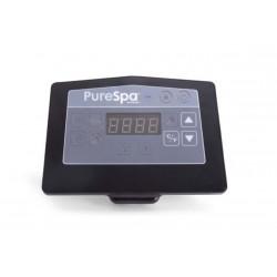 Tappo a fungo liscio marrone 100 pz