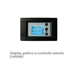 EXTRAFLAME - Display Grafico a controllo remoto 9208222