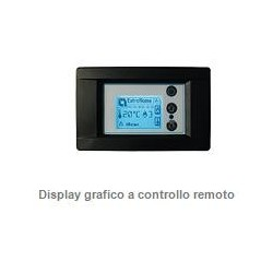 EXTRAFLAME - Display Grafico a controllo remoto 9278281