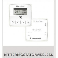 EXTRAFLAME 9278362 Termostato wireless
