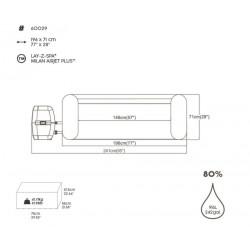 Piastrella Hortus wood 30x60 frassino