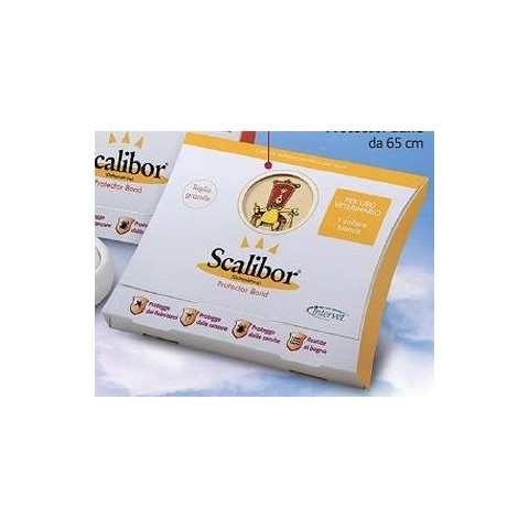 INTERVET - Scalibor collare antiparassitario cm 65