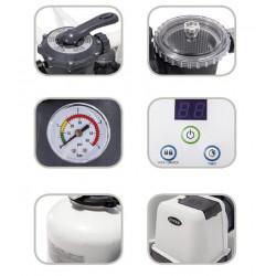 EXTRAFLAME - 9208225 Serbatoio stoccaggio pellet a cricamento automatico