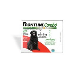 MERIAL - Frontline combo cani XL 40-60 kg 3 pipette