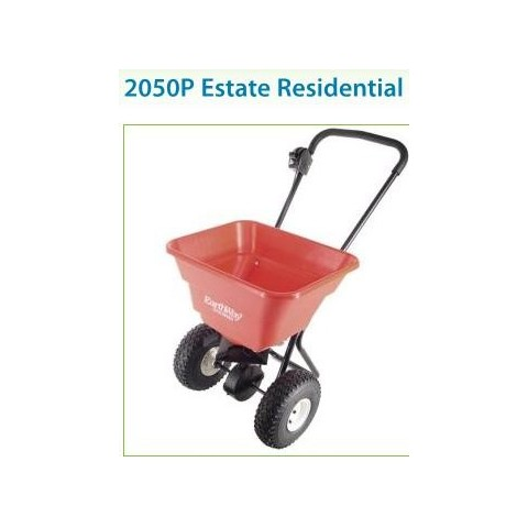 Spandiconcime 31 lt ruote pneumatiche 2050P-EARTHWAY -