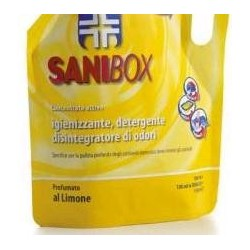 DOPPIAEMME INTERNATIONAL - Sanibox profumazione LIMONE 1 lt
