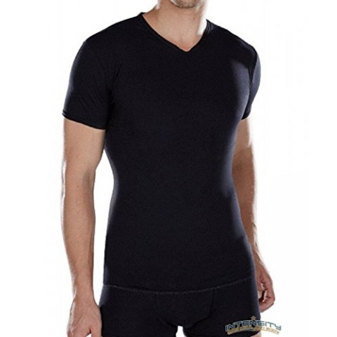 T-shirt Uomo collo a V FIR Beausan® L/XL