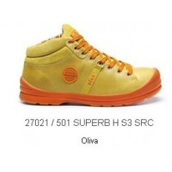 ORION CALZATURIFICIO - Scarpa Dike Superb H 39 S3 alta