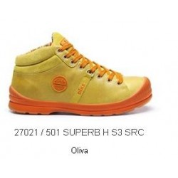 ORION CALZATURIFICIO - Scarpa Dike Superb H 41 S3 alta