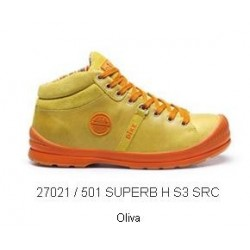 ORION CALZATURIFICIO - Scarpa Dike Superb H 43 S3 alta