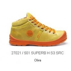 ORION CALZATURIFICIO - Scarpa Dike Superb H 44 S3 alta