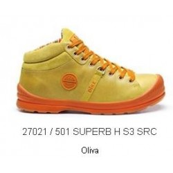 ORION CALZATURIFICIO - Scarpa Dike Superb H 47 S3 alta