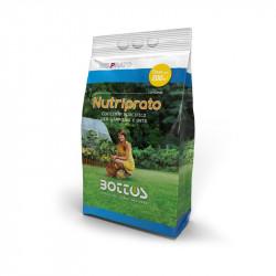 SIGGI - Pantaloni HAMMER GRIGIO/NERO TAGLIA S 60% COTONE